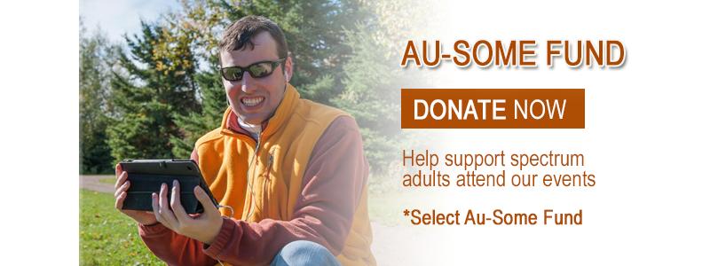 Au-Some Fund banner